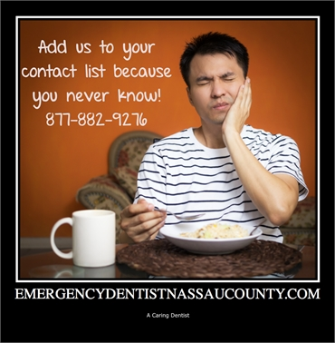 Emergency Dentist Nassau County offers 247 Appointments