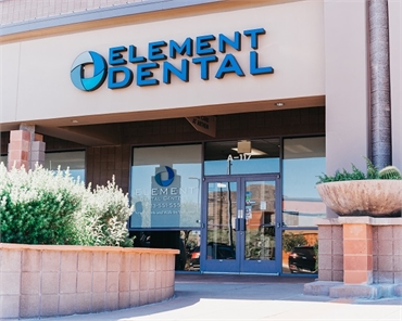 Exterior view of Element Dental by Nicholas Pile DMD