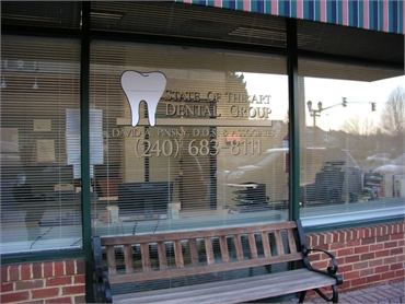 Office front State of the Art Dental Group