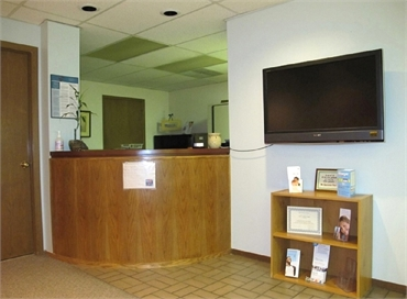 Front desk at Holladay Dental Excellence LANAP laser dentistry
