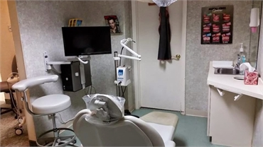 Operatory at A Caring Dental Group in Cleveland