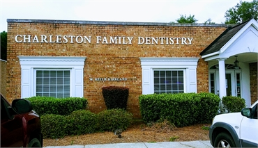 Exterior view Charleston Family Dentistry