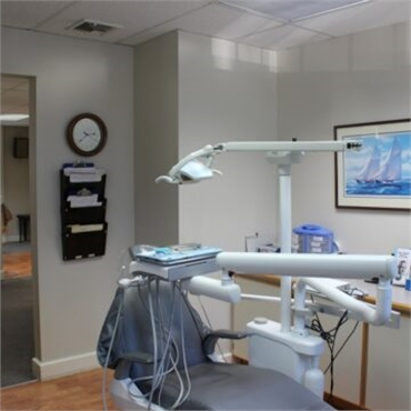 York Dental Group treatment room